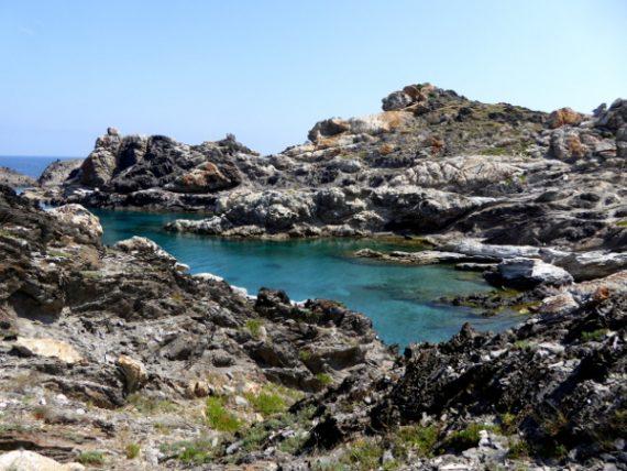 kristallklares wasser bucht cap de creus naturpark freibeuter reisen