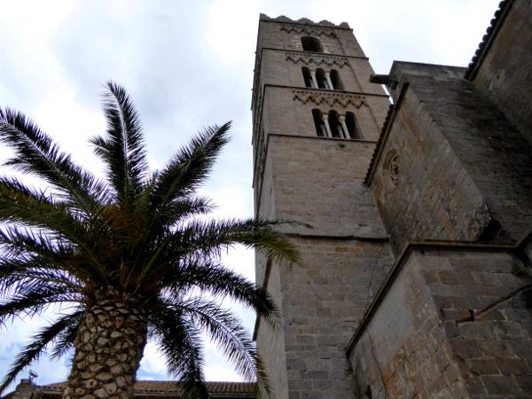 turm Palme kirche castello d empuries freibeuter reisen