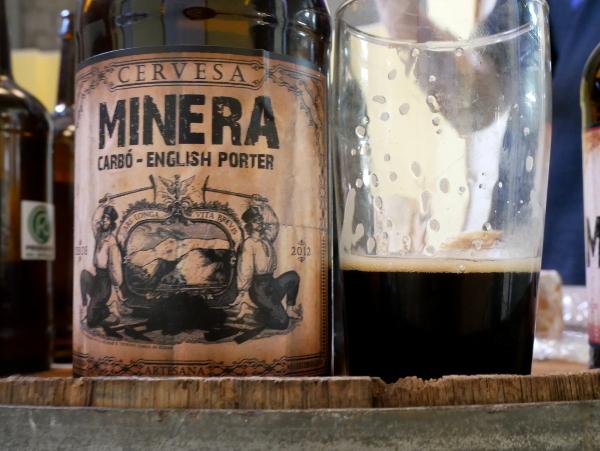 Bier Porter Minera Freibeuter reisen