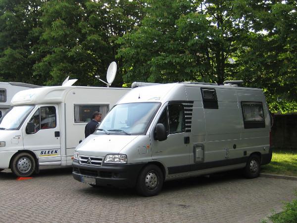 Bad Bergzabern – Stellplatz wohnmobil