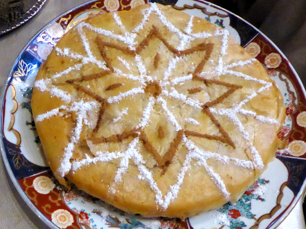 essen in marokko Bastilla