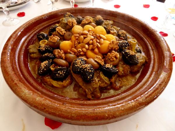 essen in marokko lamm tajine marokkanisch