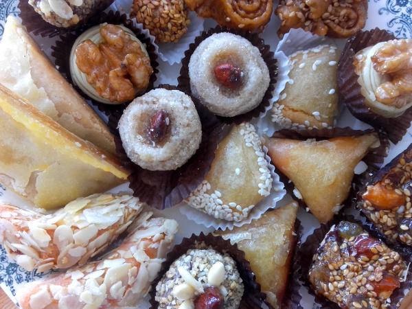 essen in marokko suessigkeiten