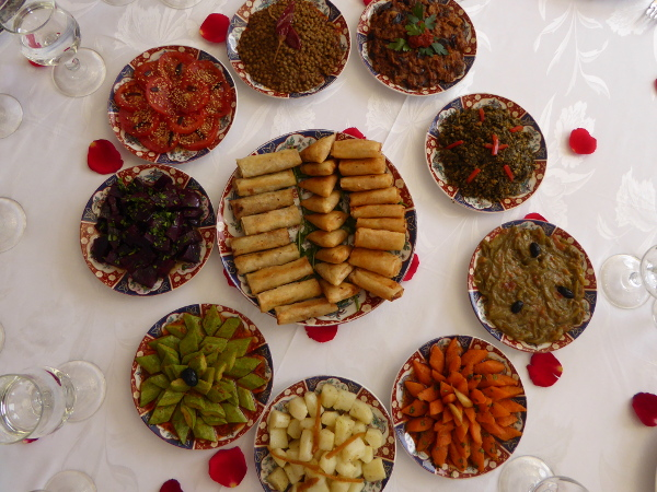 essen in marokko vorspeise
