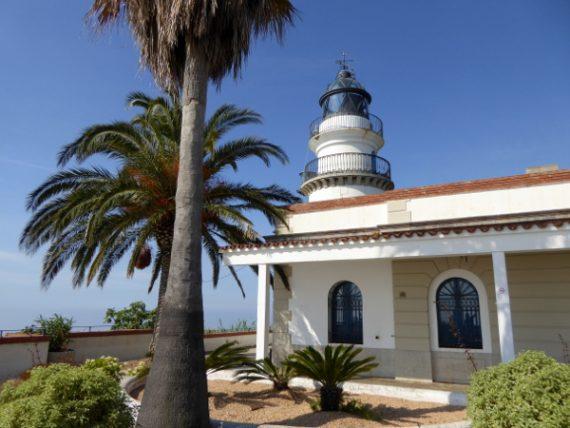 calella leuchtturm