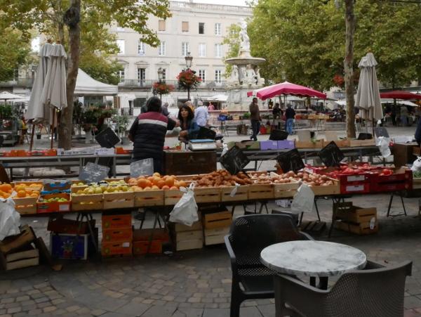 markt carcassonne freibeuter reisen