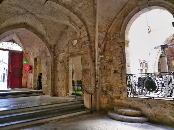 Altstadt Montpellier