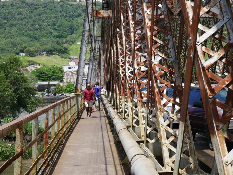 cachoeira sao felix bahia brasilien freibeuter reisen bruecke