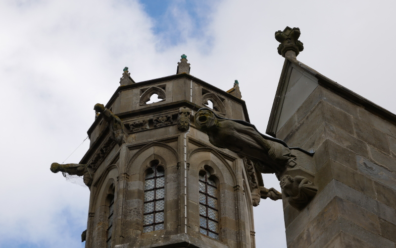 kathedrale cité carcassonne