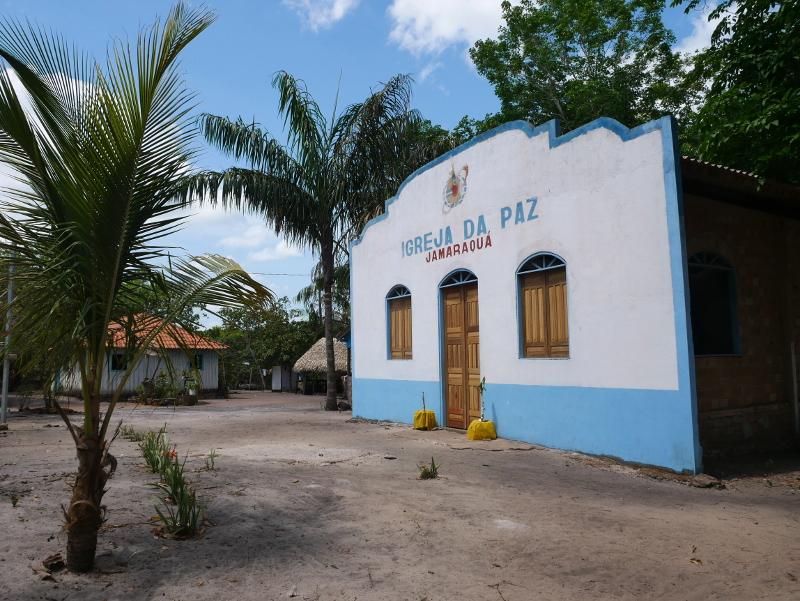 jamaraqua comunidade amazonas regenwald