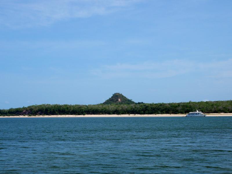 Morro da Pira oca amazonas freibeuter reisen