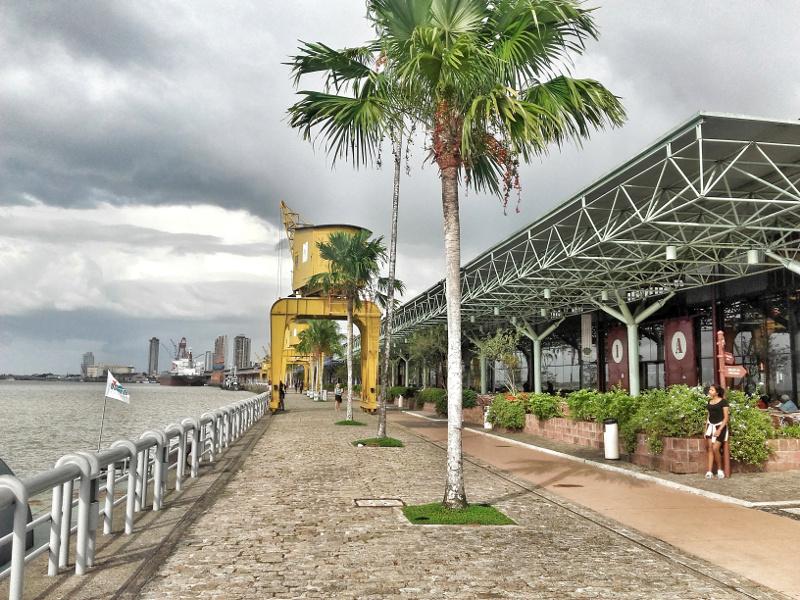 Belém Docks