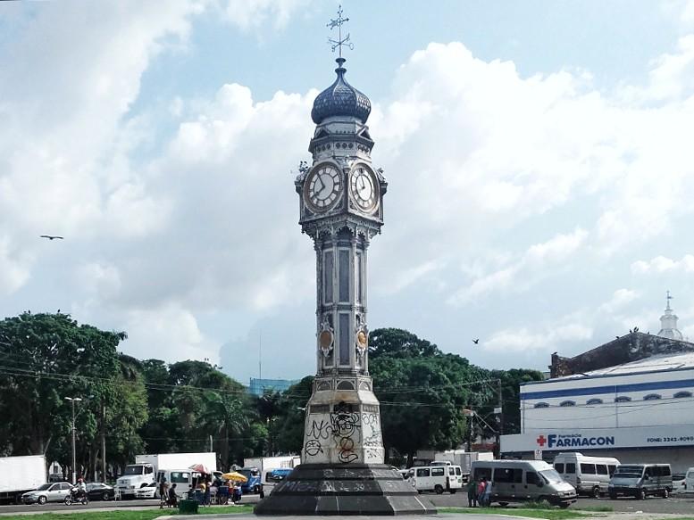 Belém Uhr