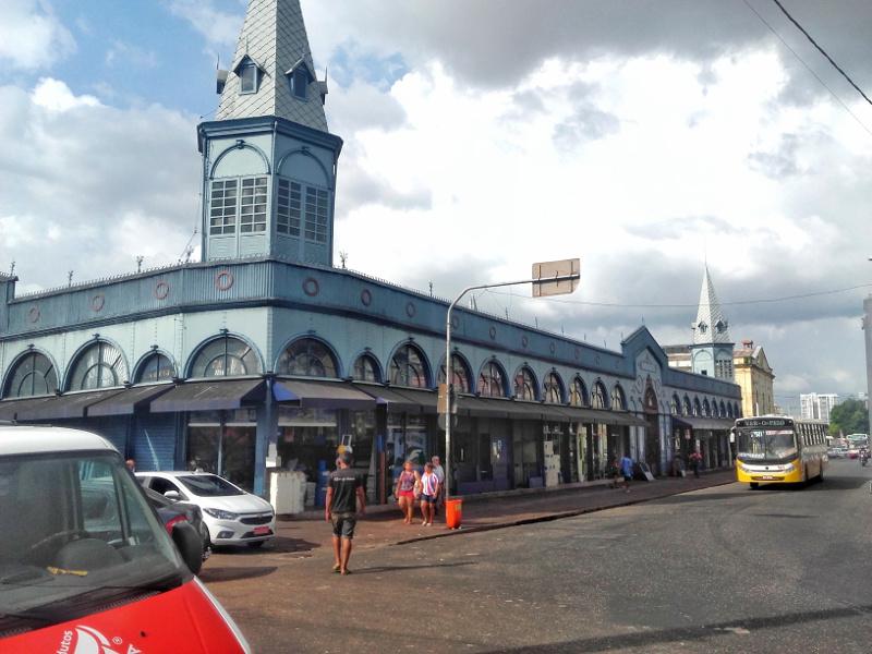 Belém ver o peso markt