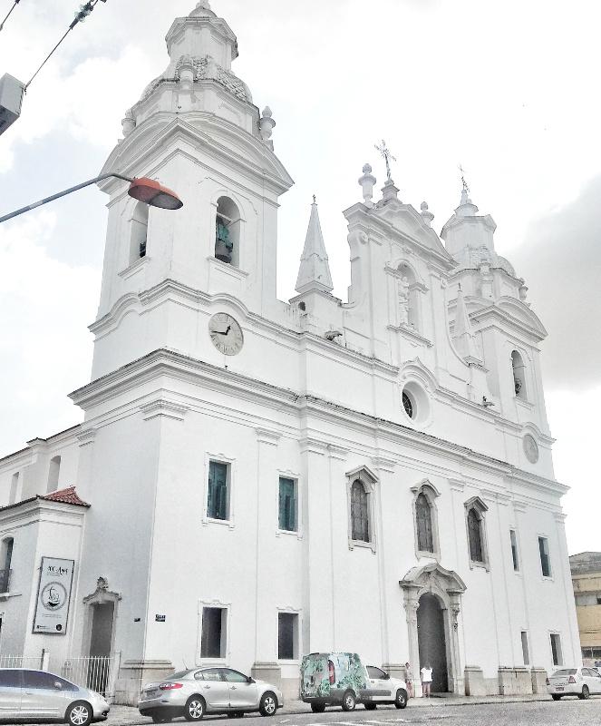 kirche Belém catedral da se
