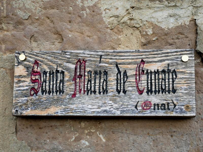 Kapelle Eunate Spanien Navarra