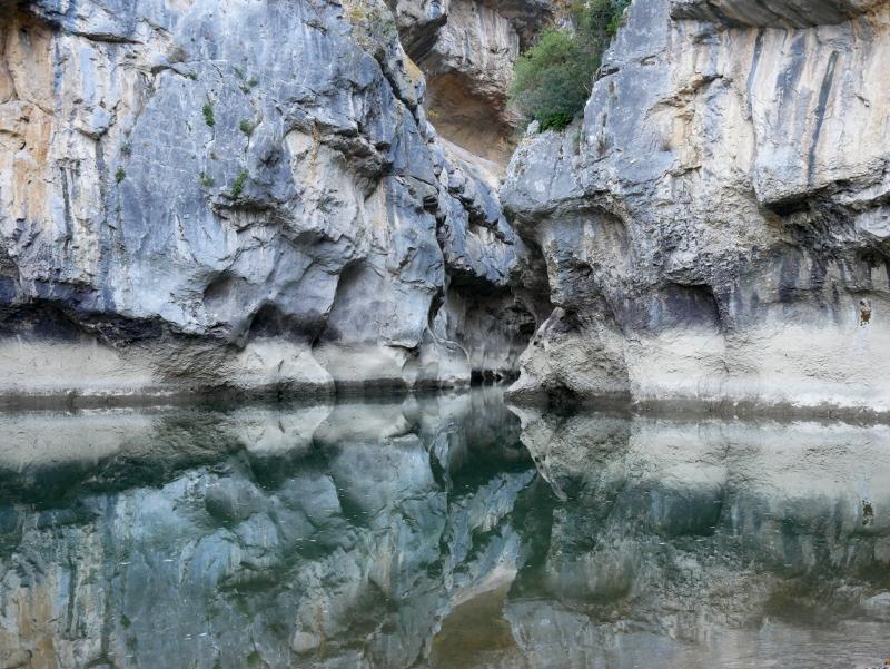 schlucht lumbier foz lumbier navarra valle roncal freibeuter reisen spanien
