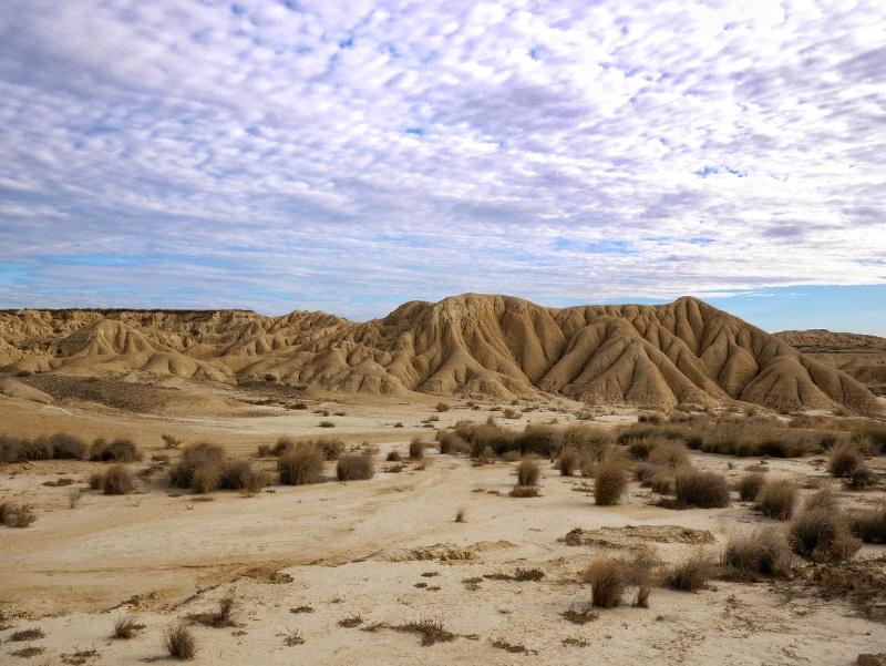surreale landschaften-bardenas reales-freibeuter reisen