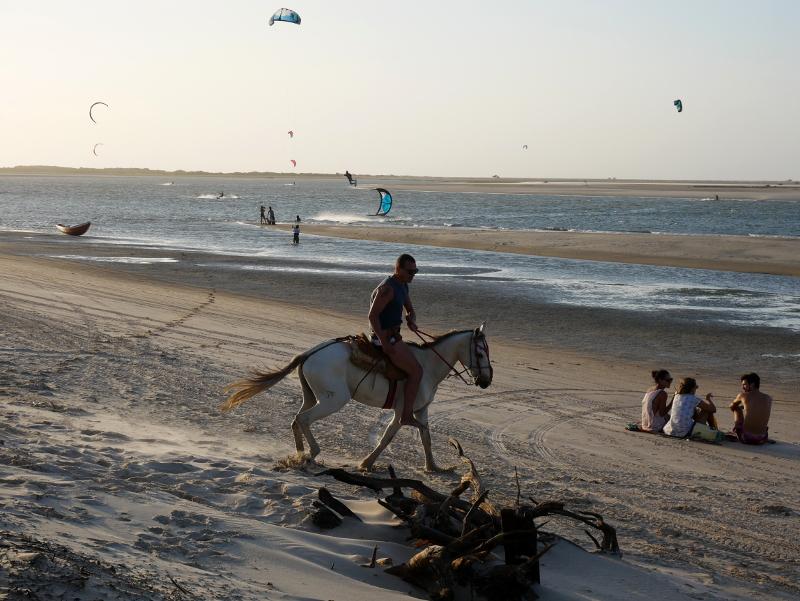 pferd strand atins