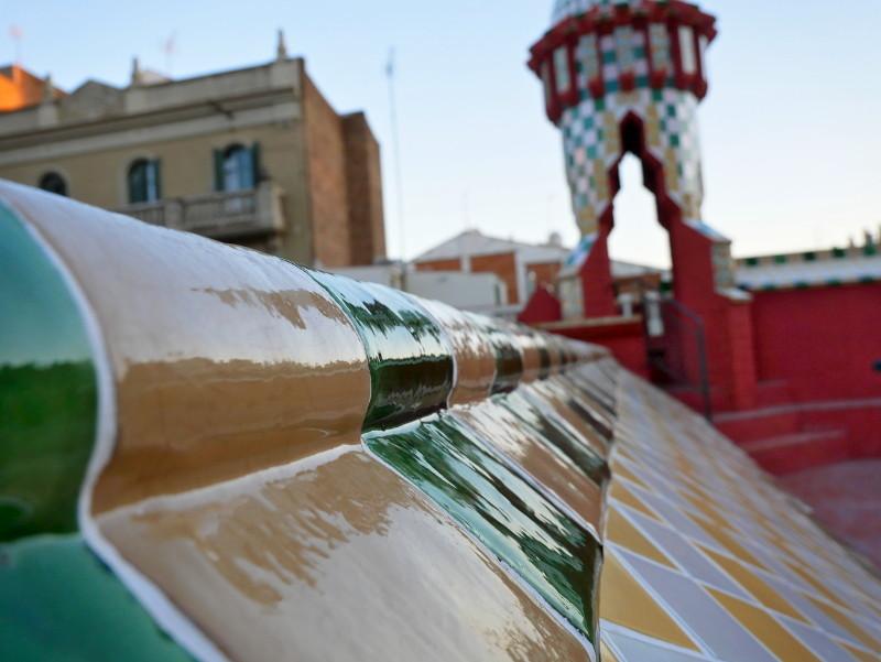 Casa vicens barcelona dach