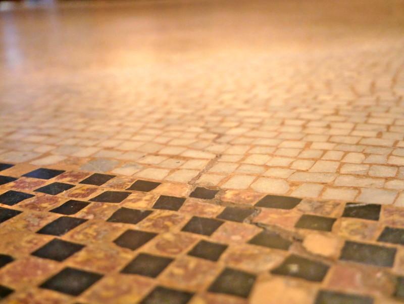 Casa vicens barcelona römisches Mosaik