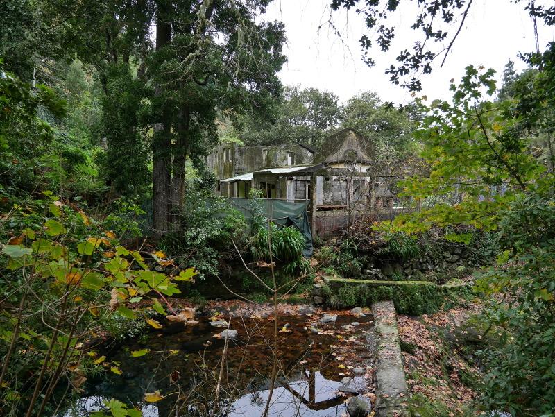 Madeira altes Haus