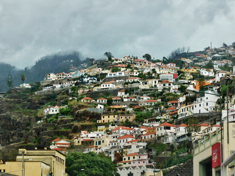 Madeira altstadt funchal