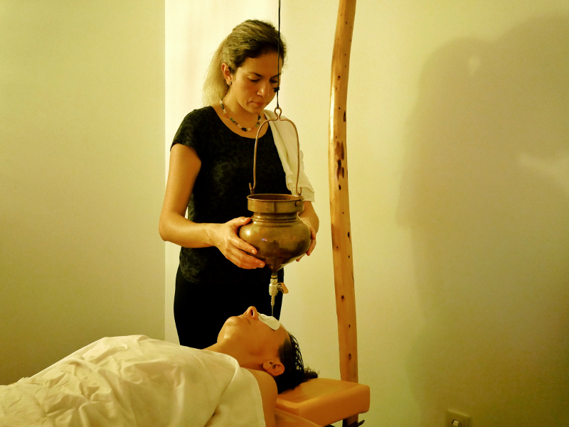 ayurveda massage kur