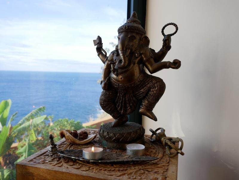 ganesh ayurveda am meer yoga madeira