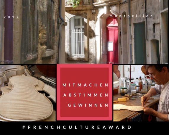 #frenchcultureaward