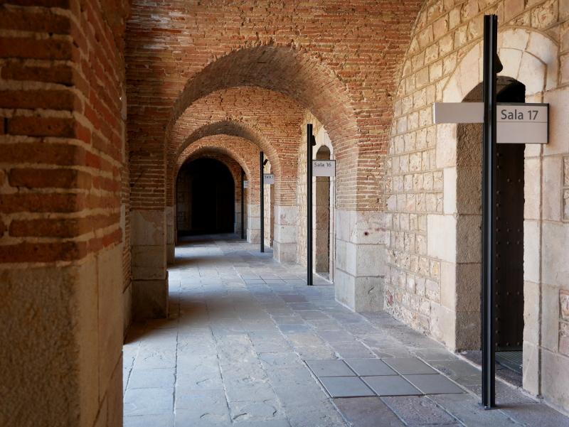 Castell Montjuïc Barcelona