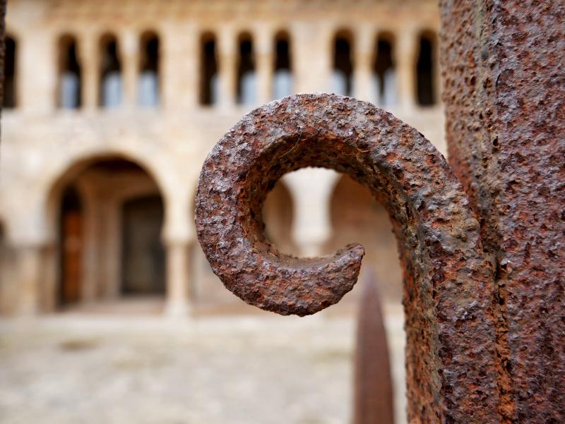 Kloster porta ferrada monestir sant feliu de guixols kloster freibeuter reisen