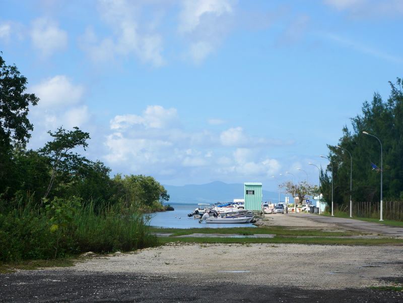 hafen petit canal guadeloupe