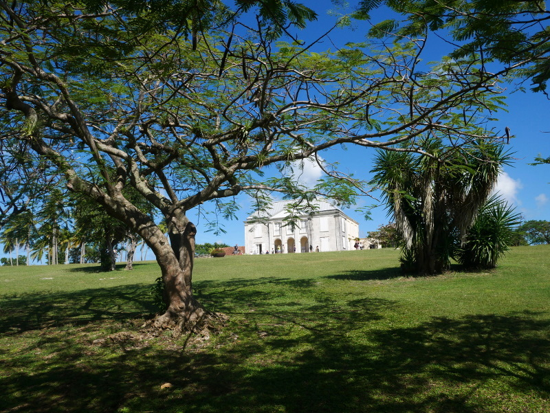 la grande maison habitation murat marie galante guadeloupe