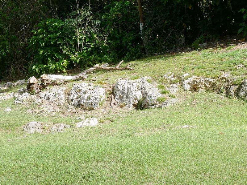 sehenswuerdigkeiten auf guadeloupe ruine petit canal