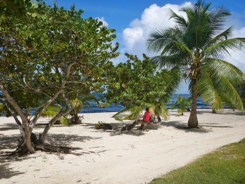 schönste strände auf Guadeloupe