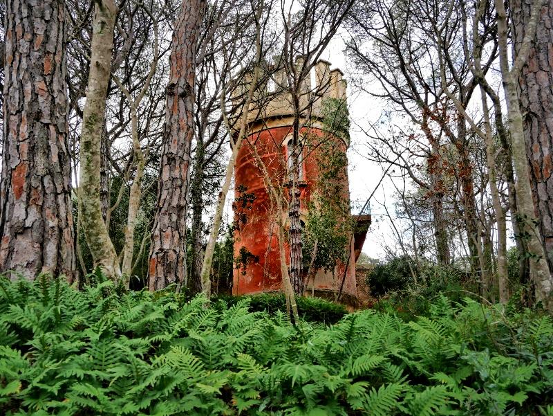 turm garten -kloster monestir sant feliu de guixols freibeuter reisen