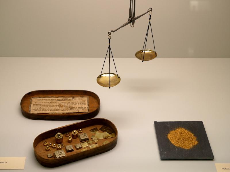 Balaguer Museum Gold