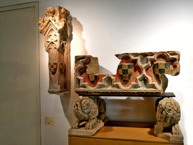 Balaguer Museum fundstuecke archaeologisch-