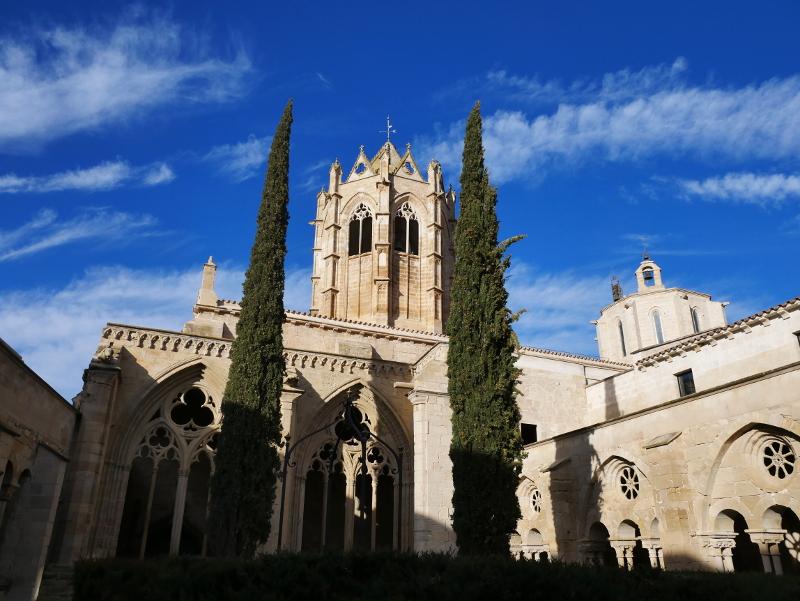 Claustro Kloster Vallbona de les Monjes Monestir