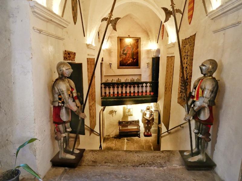 Ritter castell de montsonís