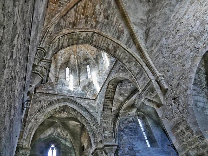 kirche Kloster Vallbona de les Monjes Monestir Zisterzienser