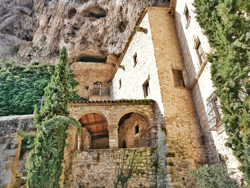 Klsoter castell de montsonís