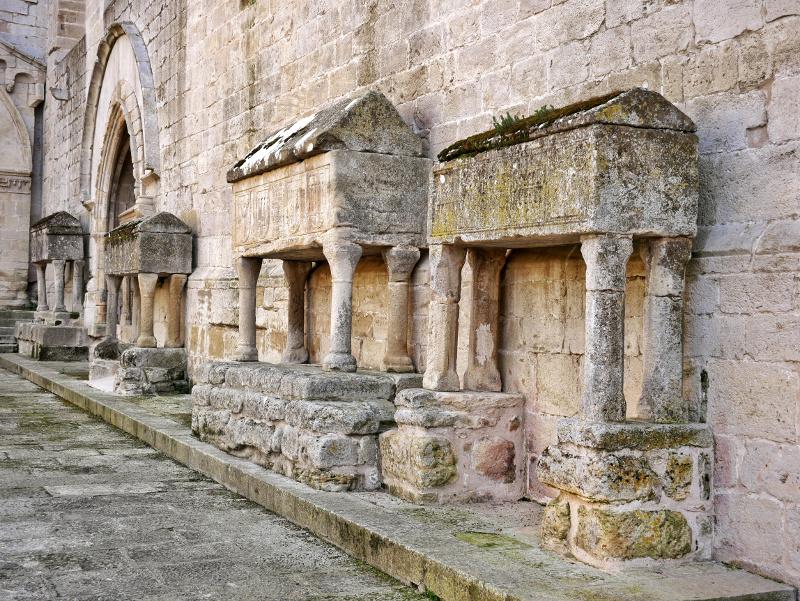 Kloster Vallbona de les Monjes Monestir Zisterzienser