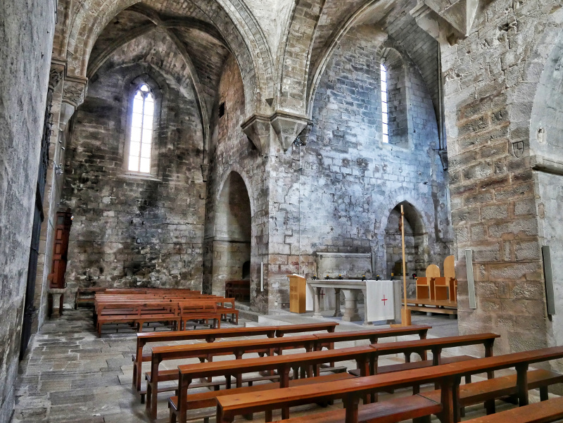 Kloster Vallbona de les Monjes Monestir kirche