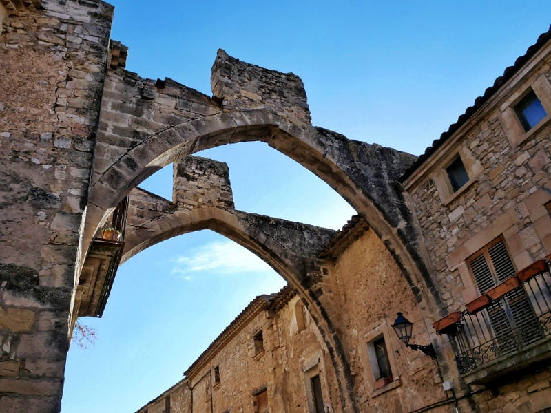 mauer Kloster Vallbona de les Monjes Monestir