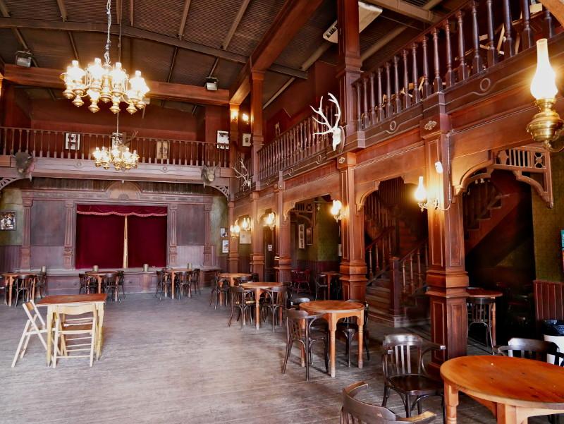 saloon kutsche Fort Bravo Tabernas