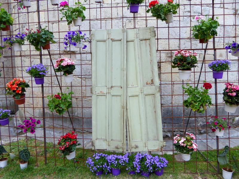 Temps de Flors – Girona blumengitter