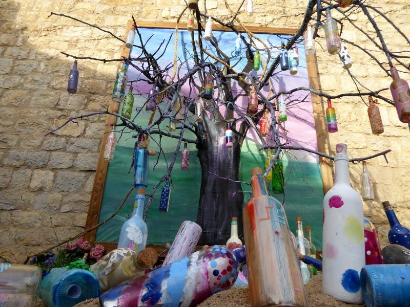 Temps de Flors – Girona flaschen baum