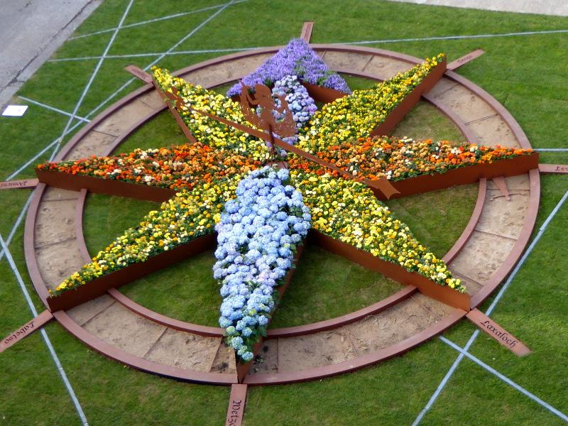 Temps de Flors – Girona kompass